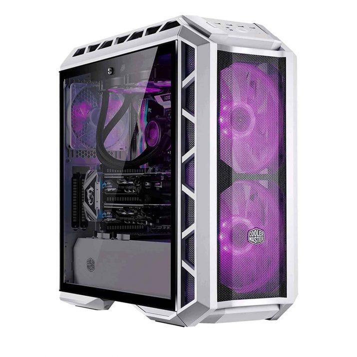 Cooler Master MasterCase H500P Mesh White (MCM-H500P-MGNN-S10)