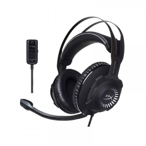 HyperX Cloud Revolver - Gaming Headset (GunMetal)