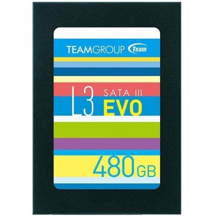 Teamgroup L3 EVO SSD 480GB