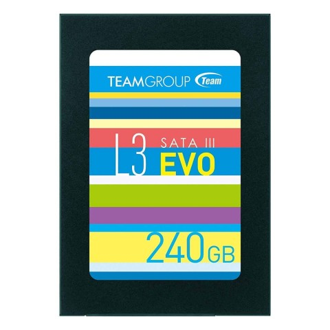 Teamgroup L3 EVO SSD