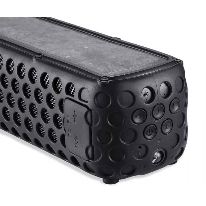 Zoook HD SOLAR WATER-RESISTANT BLUETOOTH SPEAKER ZB-SOLARMUSE