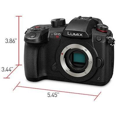 Panasonic LUMIX GH5S Camera