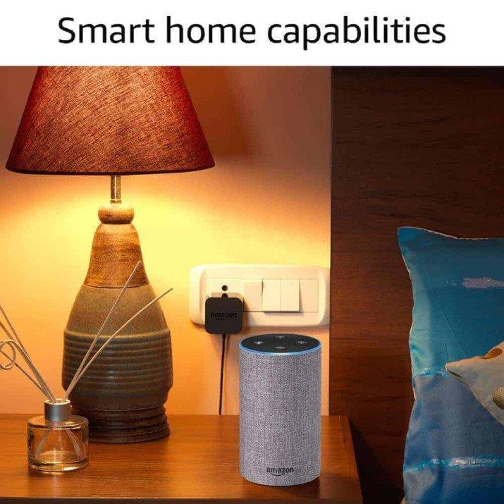 Amazon Echo - Smart speaker with Alexa | Powered by Dolby – Grey
