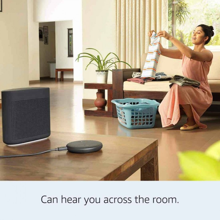 Amazon Echo Input - Upgrade your speaker to a smart speaker