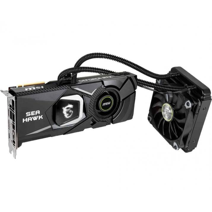MSI GEFORCE RTX 2080 SEA HAWK X 8GB