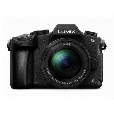PANASONIC LUMIX G85K 4K Mirrorless Interchangeable Lens Camera Kit with H-FS1442 lens