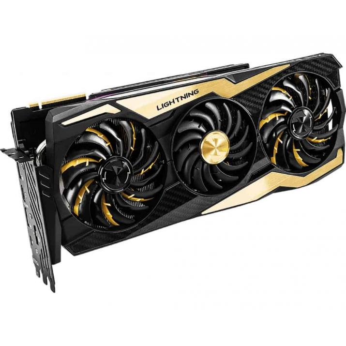 MSI GEFORCE RTX 2080 TI LIGHTNING Z 11GB GDDR6