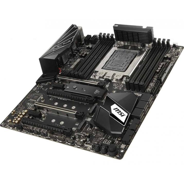 MSI X399 SLI PLUS MOTHERBOARD
