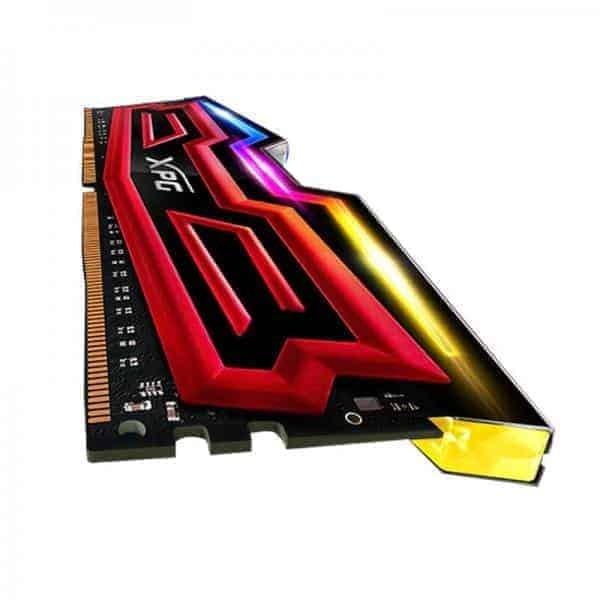 Adata 8GB DDR4 2400MHz RGB AX4U240038G16-SRS