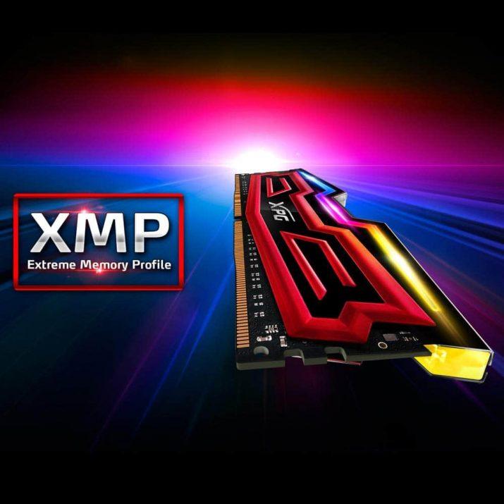 Adata XPG Spectrix AX4U3000316G16-SR40 16GB 3000MHz D40 DDR4 RGB U-DIMM Memory