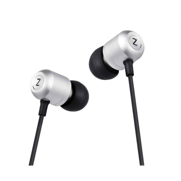 Zoook Bass 110 Metal Body Earphones with MIC