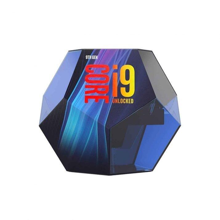 Intel® Core™ I9-9900K Desktop Processor