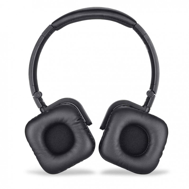 Zoook Electra Metal Body Bluetooth Headphones with 3D Folding Ultra Portable