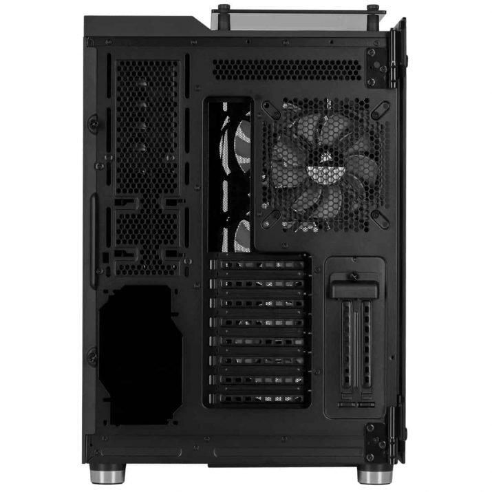 Corsair Crystal Series 680X RGB ATX High Airflow Tempered Glass Smart Case — Black