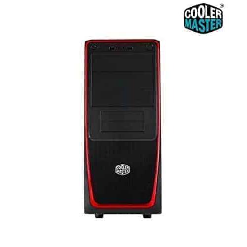 Cooler Master Elite 311 Cabinet (Red)