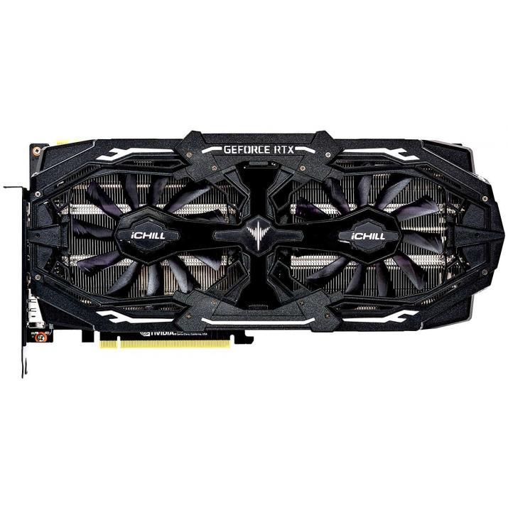 Inno3D Nvidia Gaming Geforce RTX 2070 Ichill X3 8Gb Gddr6 Graphic Card
