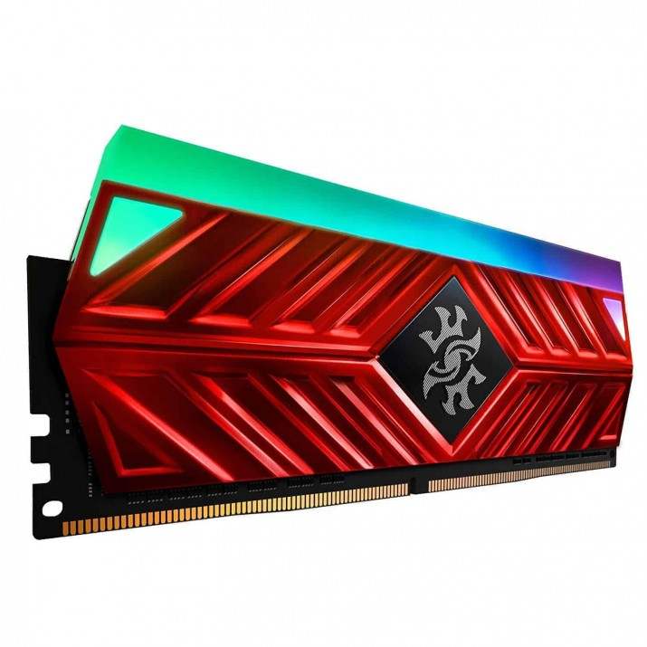 Adata XPG Spectrix AX4U3200316G16-SR41 16GB 3200MHz D41 DDR4 RGB U-DIMM Memory