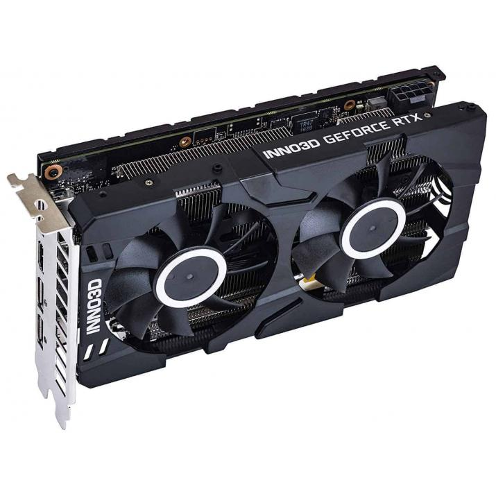 Inno3D Nvidia Gaming Geforce RTX 2060 Twin X2 6Gb Gddr6 Graphic Card