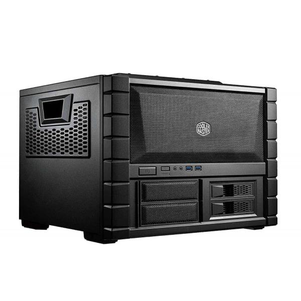 Cooler Master HAF XB II – High Air Flow Test Bench and LAN Box Desktop Computer Case with ATX Motherboard Support