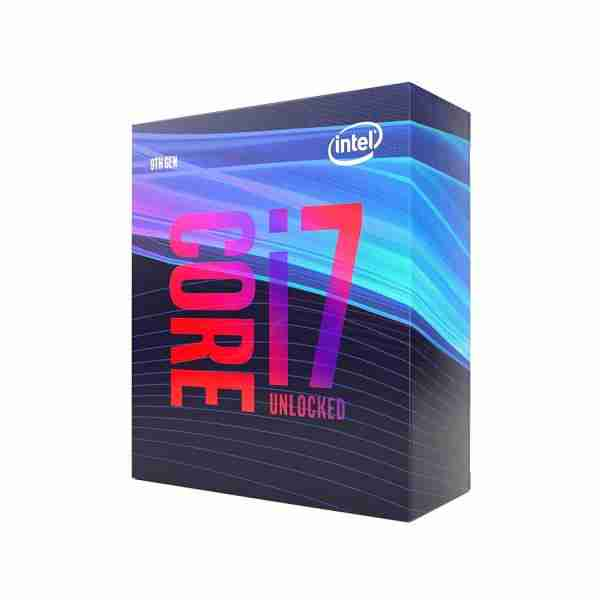 Intel Core i7-9700K Coffee Lake 8-Core 3.6 GHz Desktop Processor