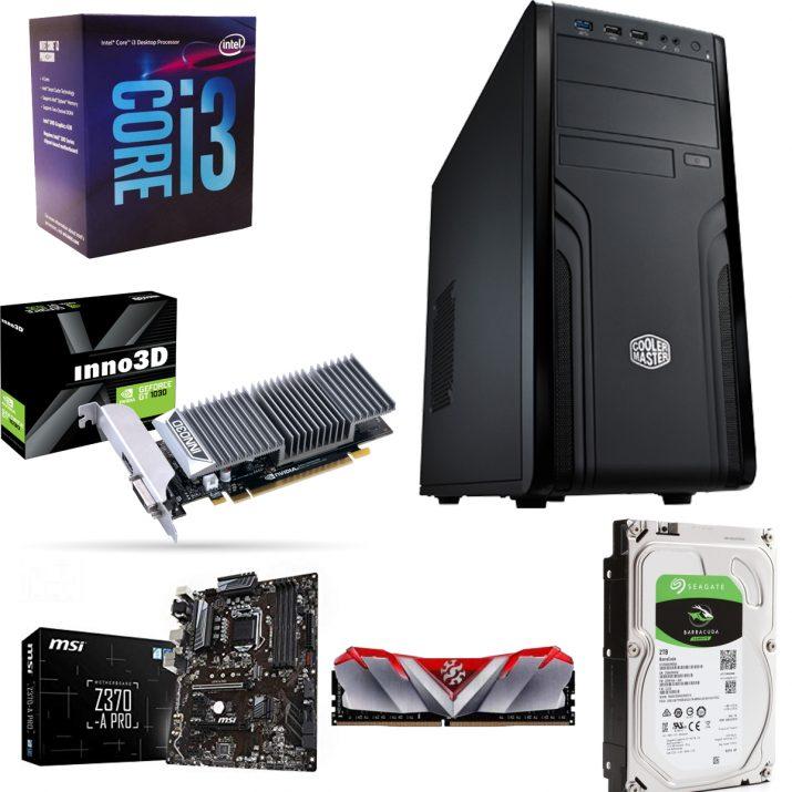 i3 Full PC Lite Package