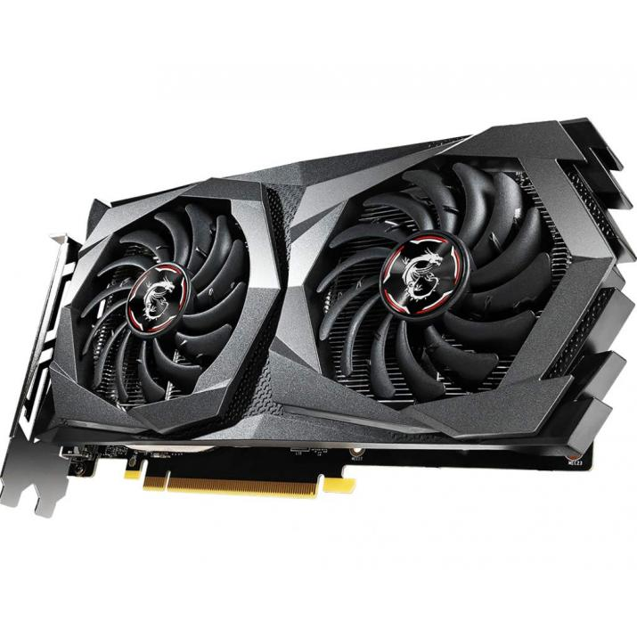 MSI GeForce GTX 1650 Gaming X 4G GDDR5 Gaming Graphic Card