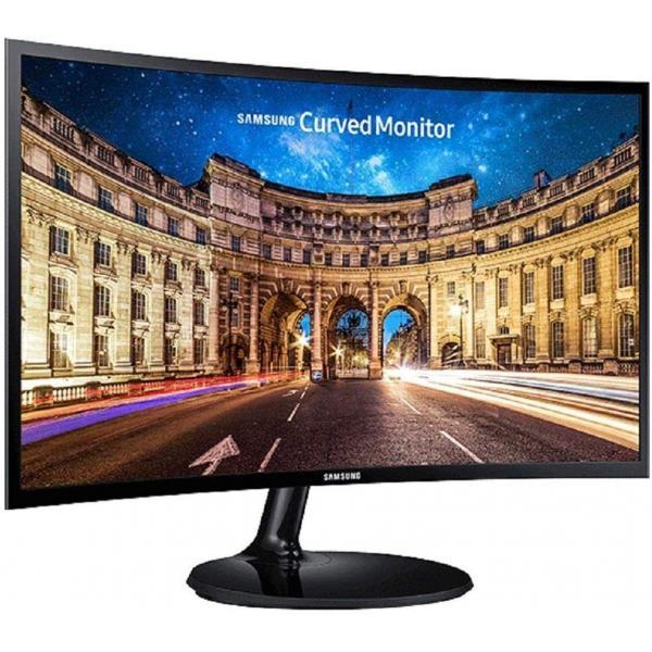 Samsung 23.5 inch (59.8 cm) Curved LED Backlit Computer Monitor