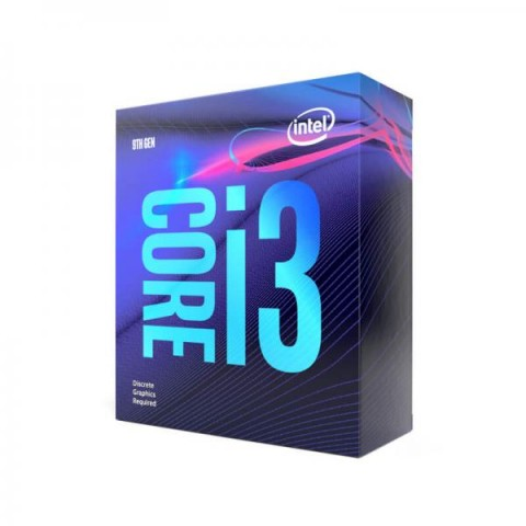 INTEL CORE I3-9100F 9TH GENERATION PROCESSOR