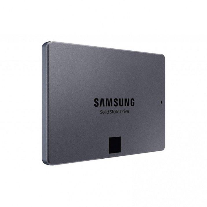 SAMSUNG 860 QVO 2.5 inch 2TB SATA III Internal SSD MZ-76Q2T0BW