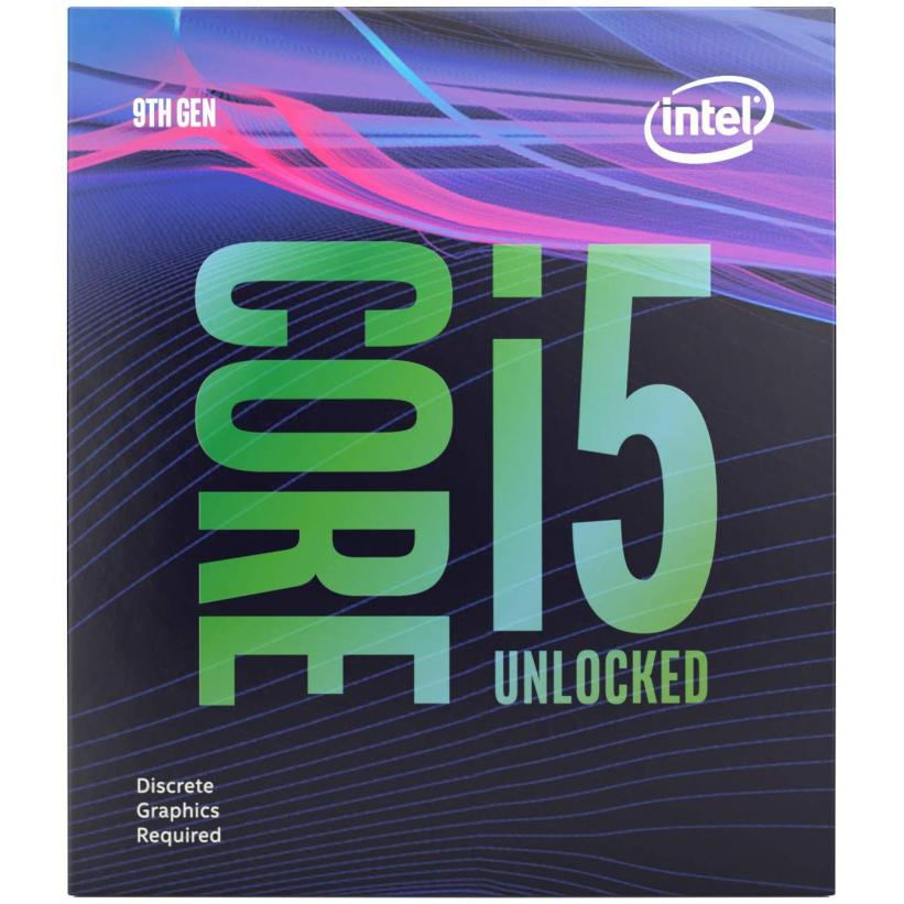 Intel® Core™ i5-9600KF Processor