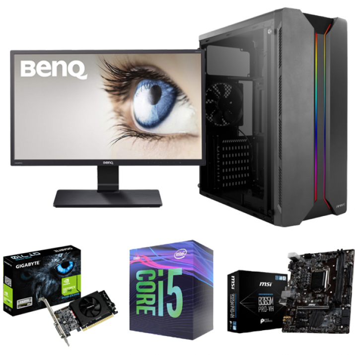 Platinum Video Editing Computer