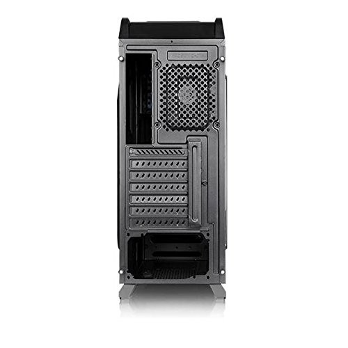 THERMALTAKE VERSA N23 (ATX) MID TOWER CABINET - WITH TRANSPARENT SIDE PANEL (BLACK)