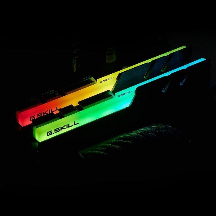 G.Skill Trident Z RGB 16GB (8GBx2) DDR4 3000MHz