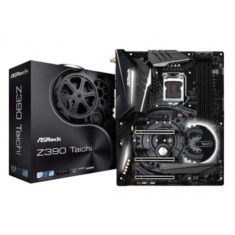 ASRock Z390 Taichi (Wi-Fi)