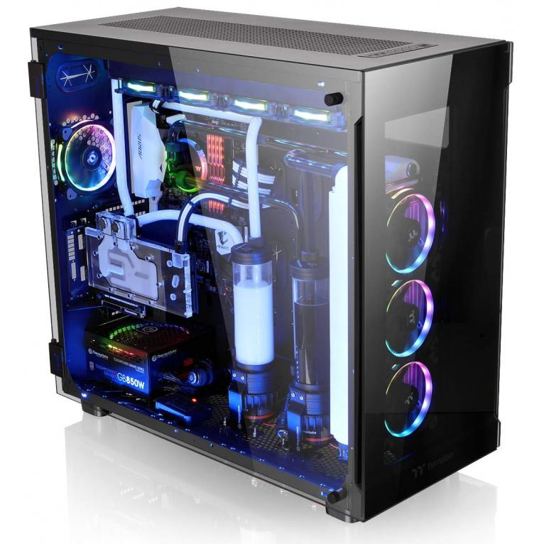 Thermaltake View 91 Tempered Glass RGB Edition Super Tower Chassis