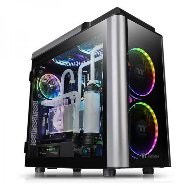THERMALTAKE LEVEL 20 GT (E-ATX) FULL TOWER CABINET WITH TEMPERED GLASS SIDE PANEL