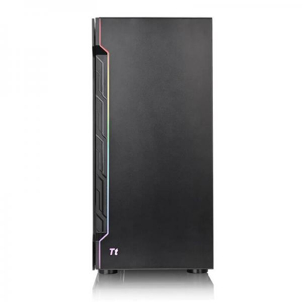 Thermaltake H200 Tempered Glass RGB Light Strip ATX Mid Tower Case