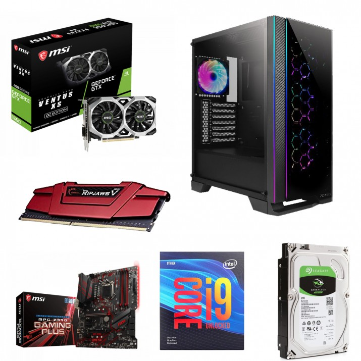i9 Gaming & Video Editing Computer
