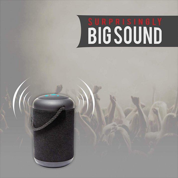 Sound One Drum Portable Bluetooth Speaker