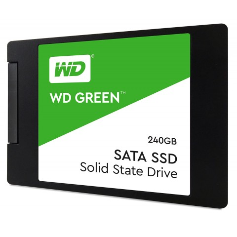 Western Digital WD Green 240 GB 2.5 inch SATA III Internal Solid State Drive