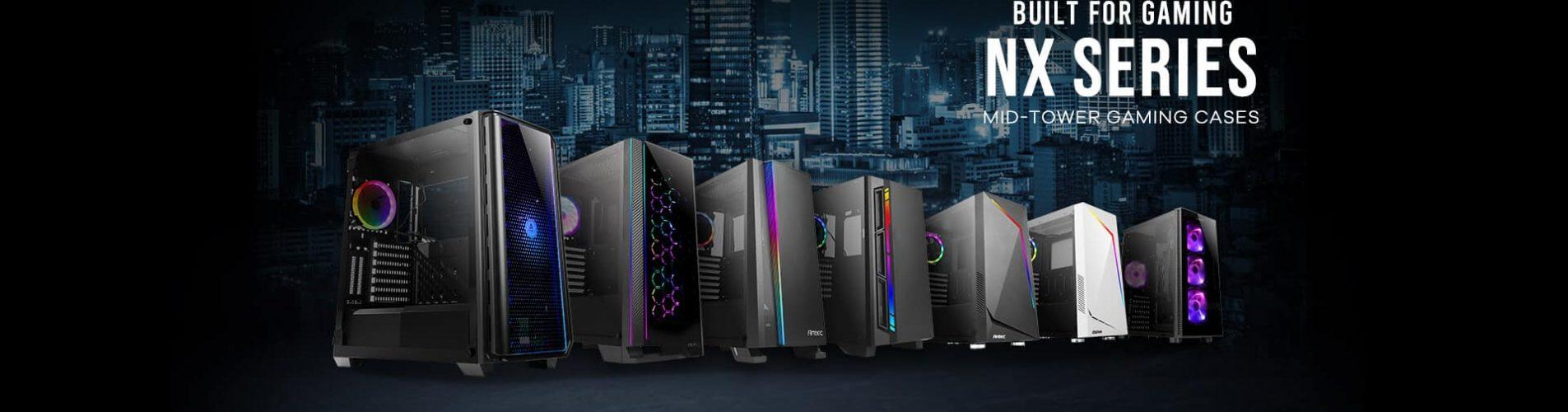 Antec NX Series Gaming cabinet