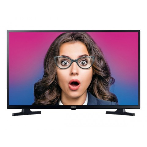Samsung Series 4 T4050 80 cm (32 inch) HD Ready LED TV (UA32T4050ARXXL, Black)