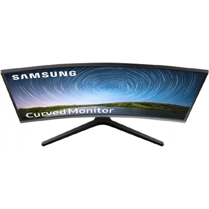 Samsung C27R500 27inch Curved Monitor with 3-Sided Bezel-Less Screen (LC27R500FHWXXL)