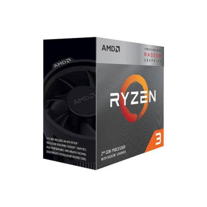 AMD Ryzen 3 3200G with RadeonVega 8 Graphics Desktop Processor