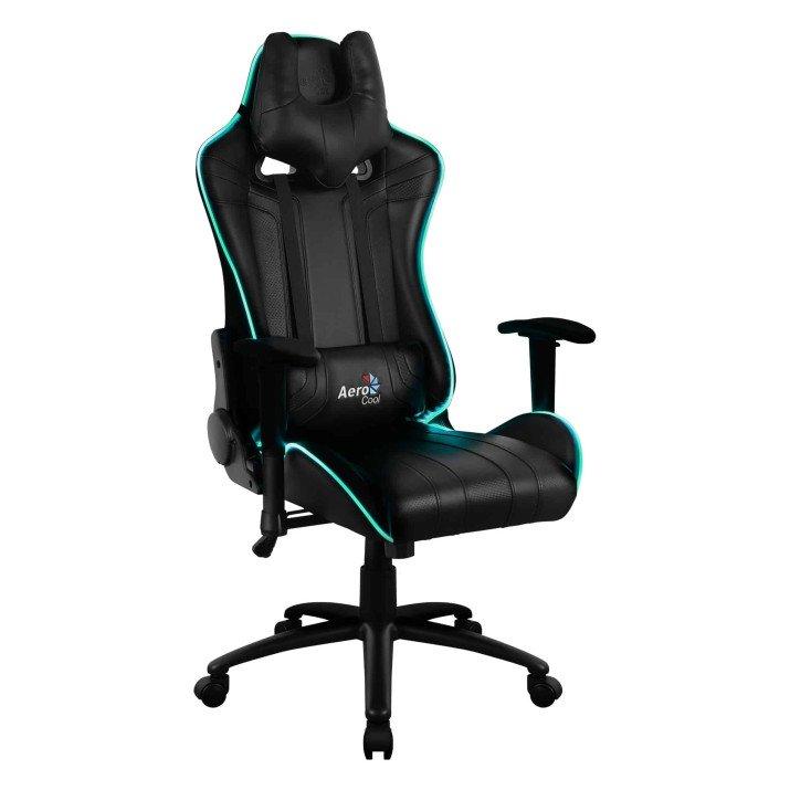 Aerocool AC120RGB video game chair Universal gaming chair Padded seat