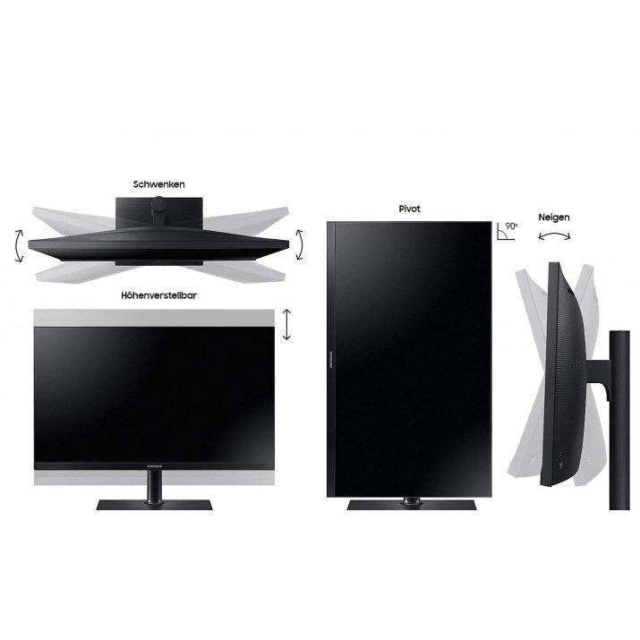 Samsung LS27H850QFUXEN WQHD 27-inch Monitor