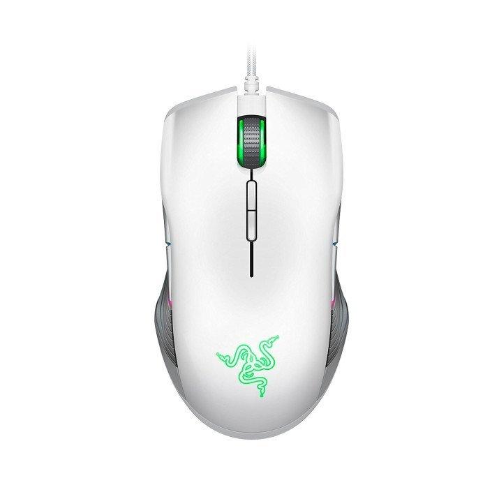 Razer Lancehead Tournament Edition Mercury Ambidextrous Gaming Mouse