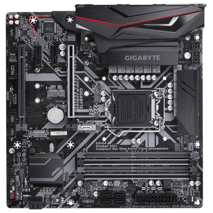 Gigabyte Z390 M Gaming LGA 1151 (Socket H4) Micro ATX Intel Z390