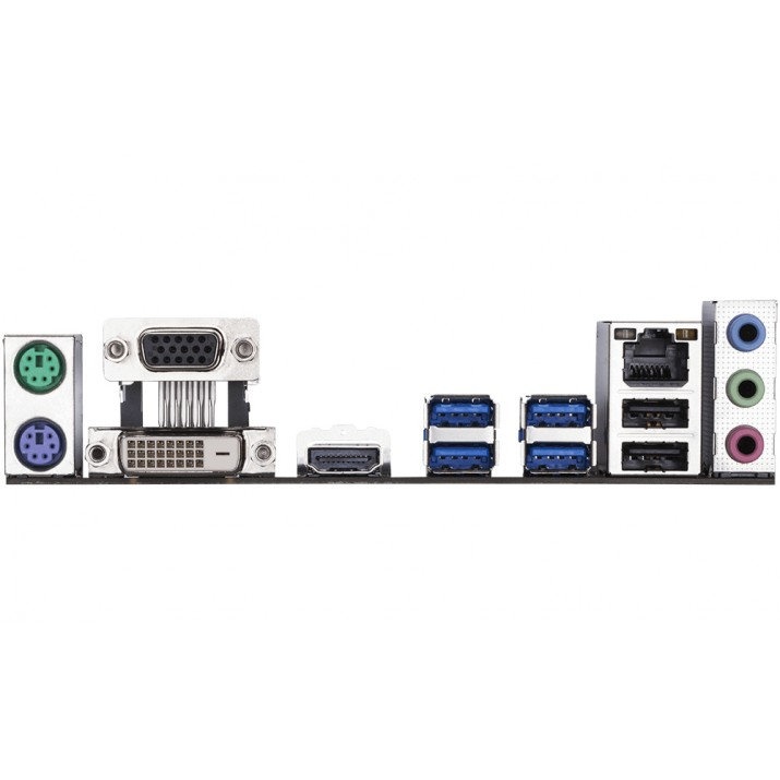 Gigabyte B450M GAMING motherboard Socket AM4 Micro ATX AMD B450