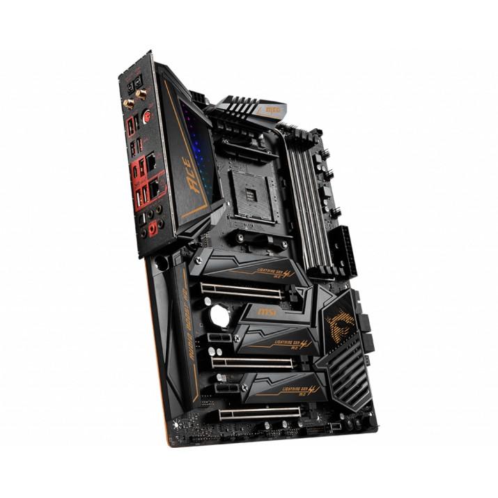 MSI MEG X570 ACE Socket AM4 ATX AMD X570